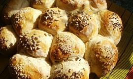"""Podzimní """"kuličkový"""" chléb"""