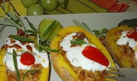 Voňavé,  gurmánské brambory s chutí chilli papriček a rozmarýnu