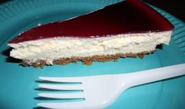 """Cheesecake s pomerančem a """"svařákovým"""" želé"""