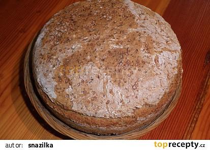 Chléb nabitý vlákninou