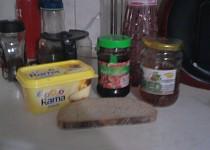 Chlebíček Honey King