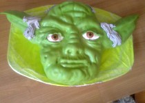 """Dort star wars """"Yoda"""""""