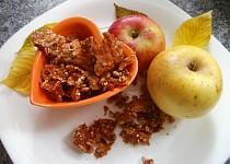 Jablkové (nejen) sezamky