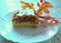 Jablečno skořicové řezy