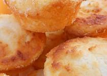 Muffiny kokos/citron/tvaroh
