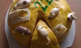 Myší dort