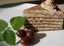 Oplatkový dort lázeňského šviháka