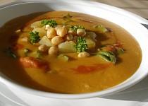 Cizrnovo - bramborová polévka s chutí Orientu (vydatná)