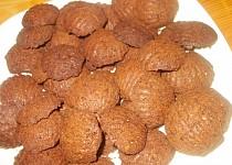 Čokoládové  celozrnné sušenky