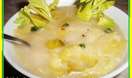 Dvoukapustová polévečka