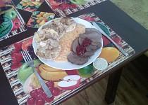 Karlovarský houskový knedlík