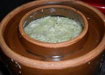 Kysané zelí ze sudu