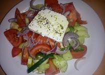 Řecký salát se sýrem Feta