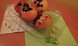 Rozinkové muffiny