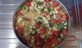 Vaječná omeleta - bramborová do trouby