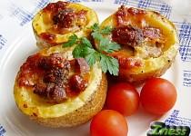 Pečené bramborové soudky