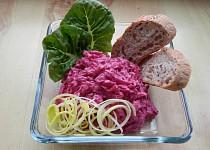 Červená řepa-salát