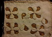 Kytičkový koláč s jablky
