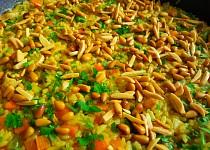 Pestrá rýže