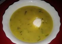 Porková polévka s kari