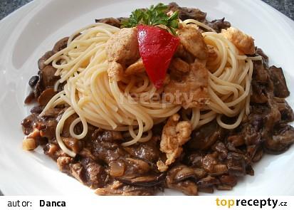 Rozmarné špagety