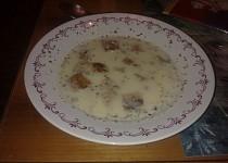 Sýrová polévka ála Žmolová