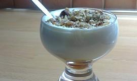 Řecký jogurt s medem