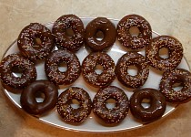 Těsto na donutky z pekárny