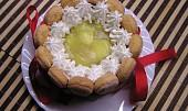 """""""Ananasový"""" dort z jablek"""