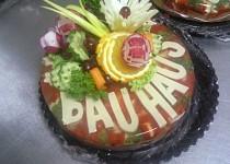 Aspikový dort slavnostní