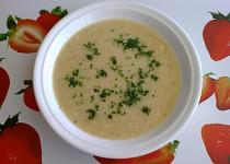 Cibulová polévka 1