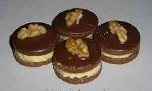 Čokoládové dortíčky, hotovo