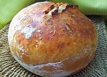 Domácí chléb se syrovátkou