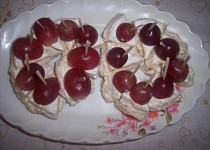 Hermelínová chuťovka 1