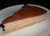 Kaštanový cheesecake