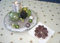 Kokosová srdíčka s polevou