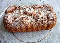 Ovocný chlebíček z kyšky