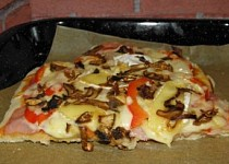 Pizza všech chutí