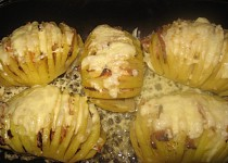 Prokládané brambory