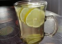 Speciální čaj proti bolení v krku a nachlazení