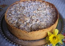 Švédský jablkový koláč