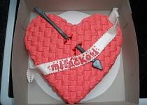 Dort srdce k Valentýnovi