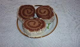 Kakaová Olé roláda