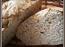 Kefírový chléb s Aztéckým pokladem