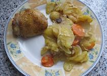 Kuřecí pekáček se zeleninou