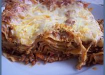 Lasagne - dietní