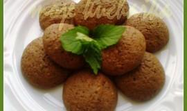 Mátové sušenky