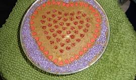 Moučník nejen na Valentýna