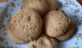 Oříškové sušenky