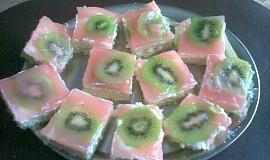 Ovocný koláč velice jednoduchý